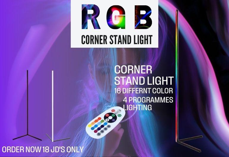 RGB STAND CORNER LIGHT